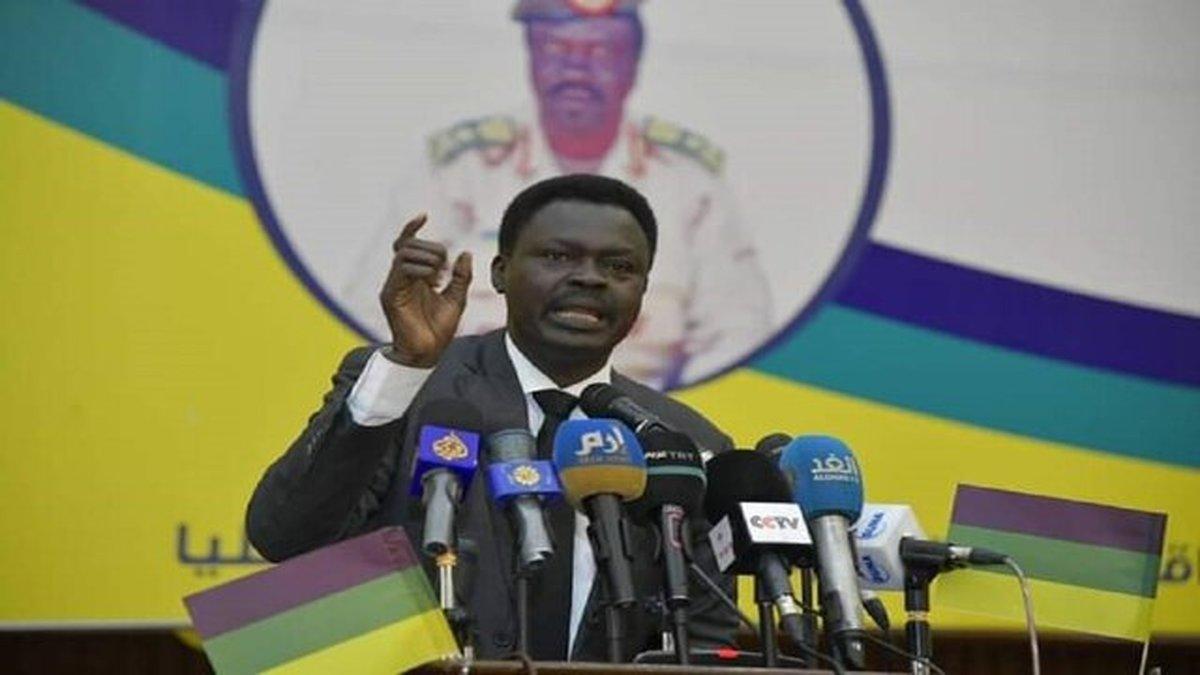 نخستوزیر سودان رهبر یک گروه مسلح را حاکم دارفور کرد