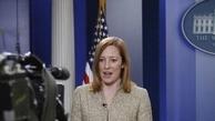 بایدن «جن ساکی» را به عنوان سخنگوی کاخ سفید منصوب کرد