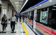افزایش ساعت کار متروی تهران تا ساعت ۲۴ امشب | ۱۲ ایستگاه دارای شعب اخذ رای هستند