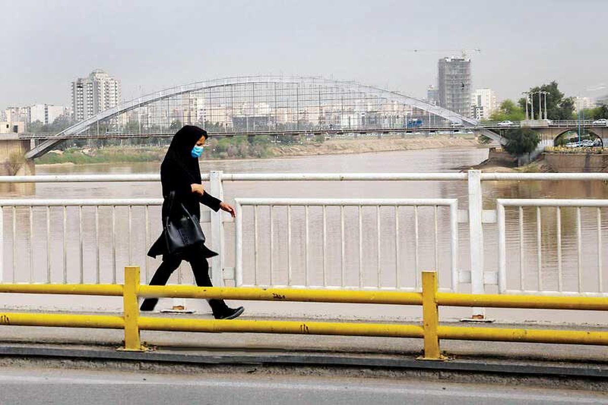 کرونای جهش یافته در سراسر خوزستان گسترش یافته