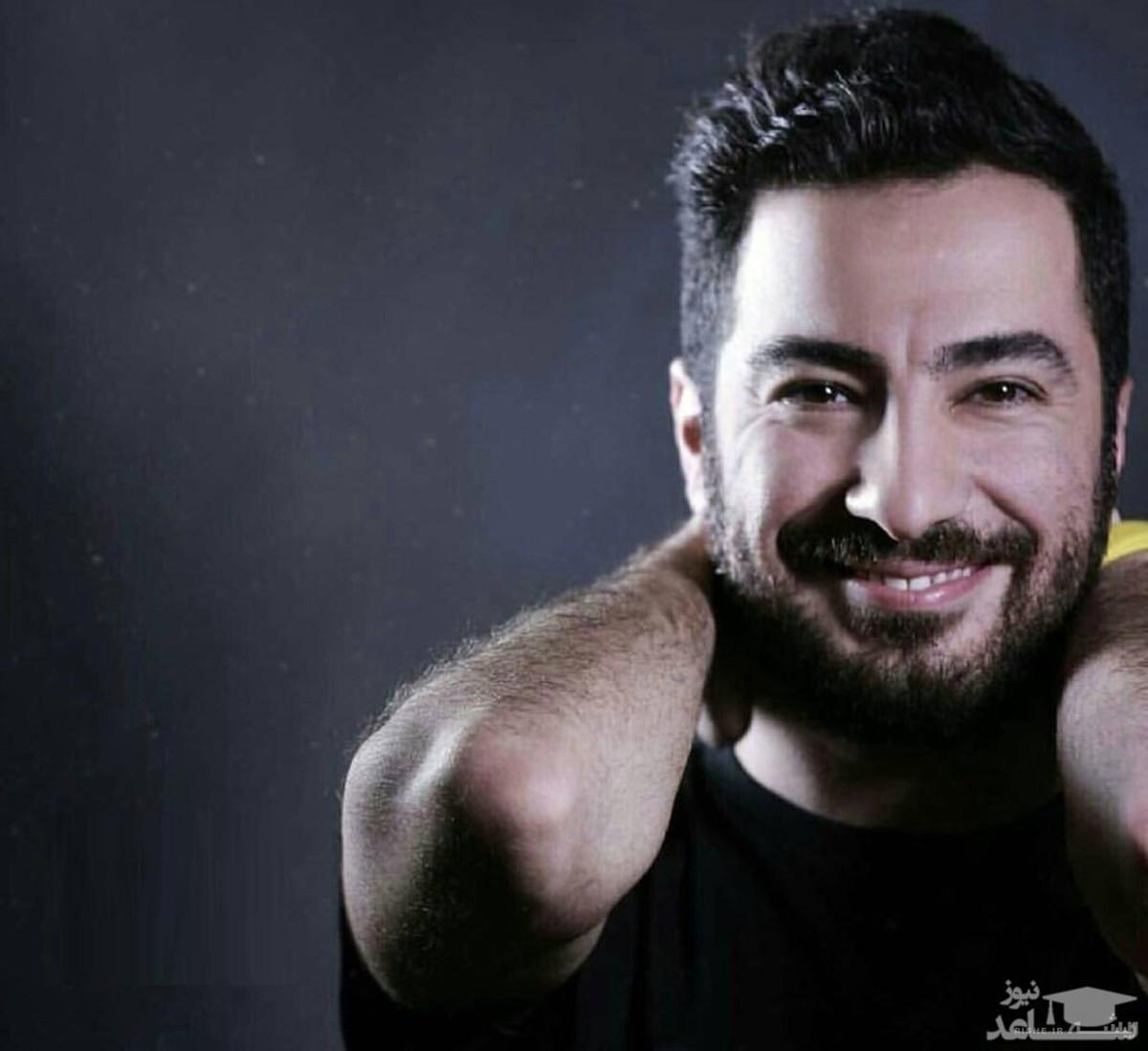 استوری جدید نوید محمدزاده برای فرشته حسینی+ ویدئو