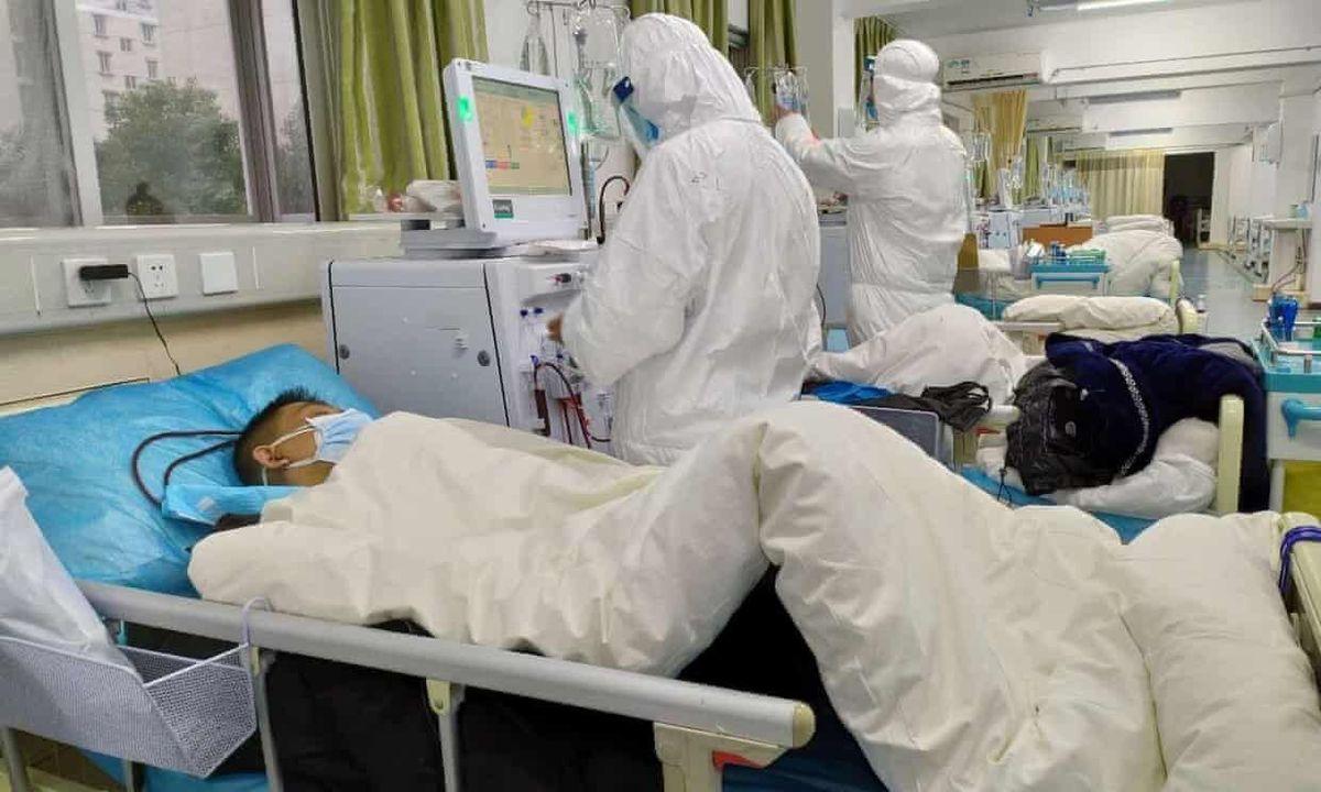 نحوه جدید پذیرش کروناییها در بیمارستان