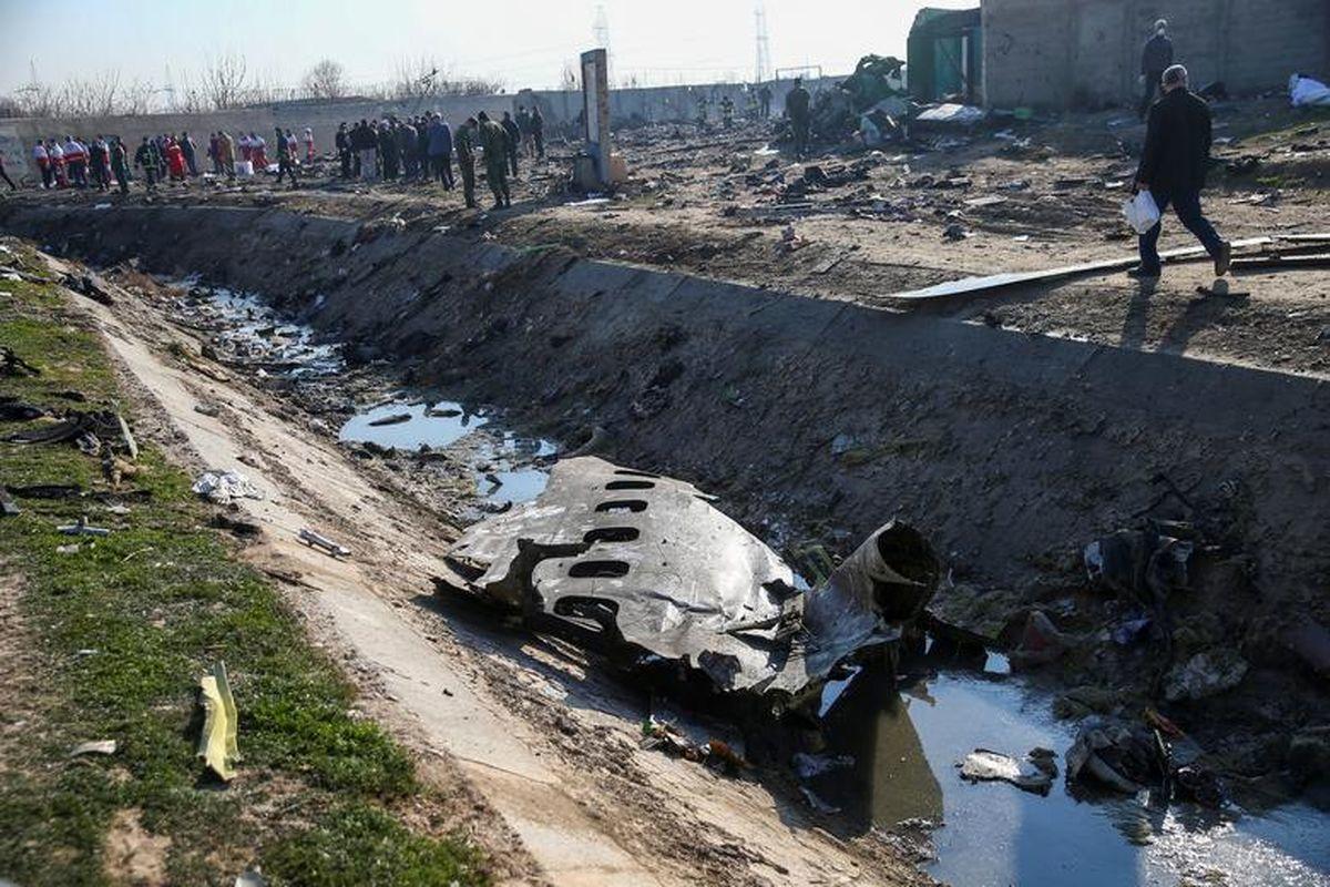 ۲۶میلیون دلار از خسارت هواپیمای اوکراینی در حال پرداخت است