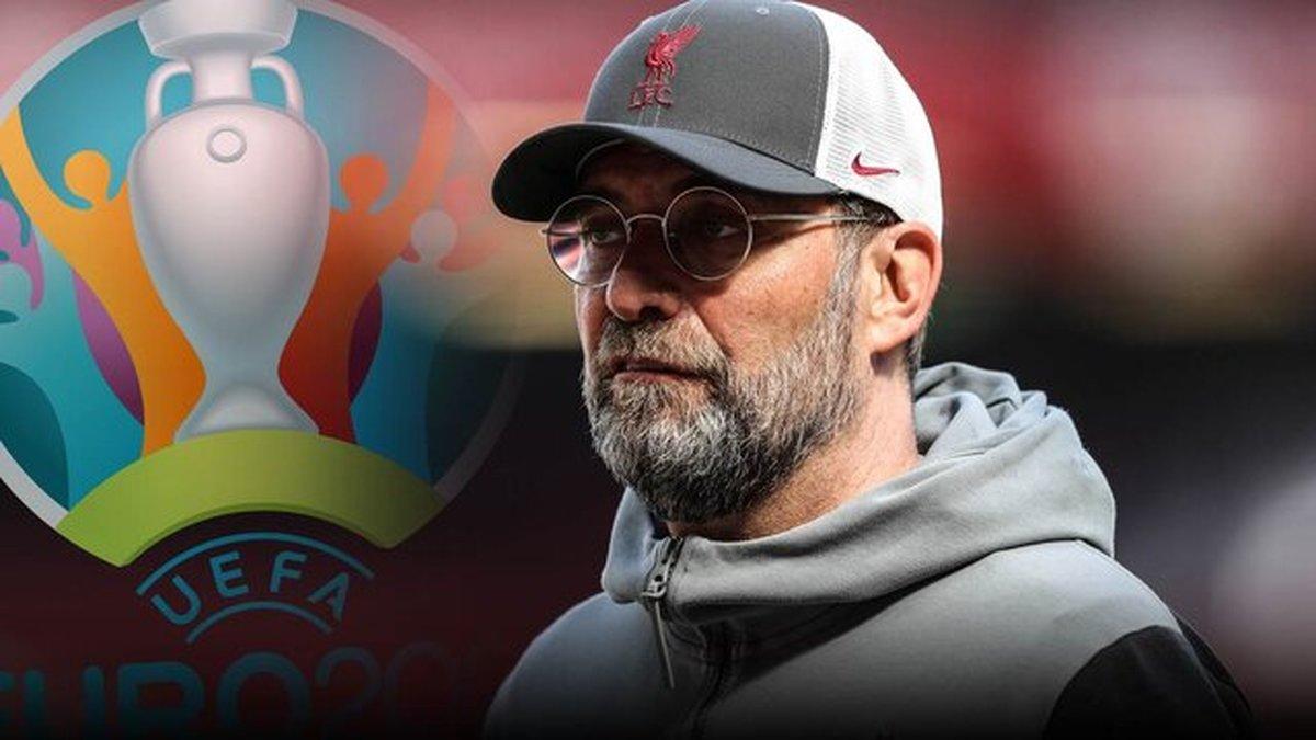 کلوپ: دلم برای بازیکنان در یورو ۲۰۲۰ میسوزد