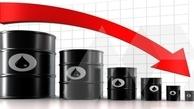 نرخ طلای سیاه در بازار جهانی کاهش داشت