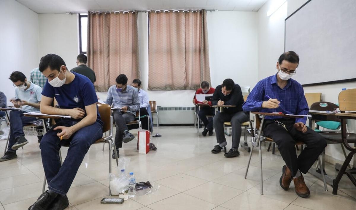 معرفی بیش از ۴۱ هزار داوطلب آزمون دکتری سال ۹۹ به دانشگاهها