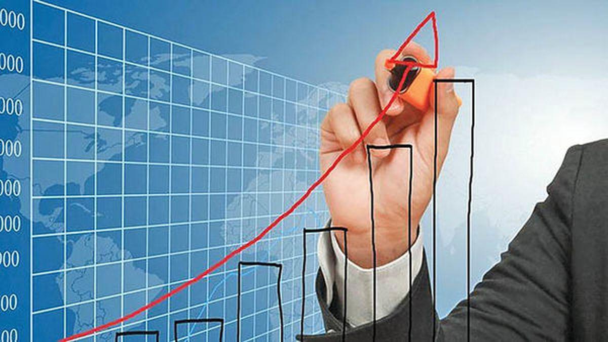 بازدهی مثبت بورس در هشتمین هفته متوالی  + نمودار