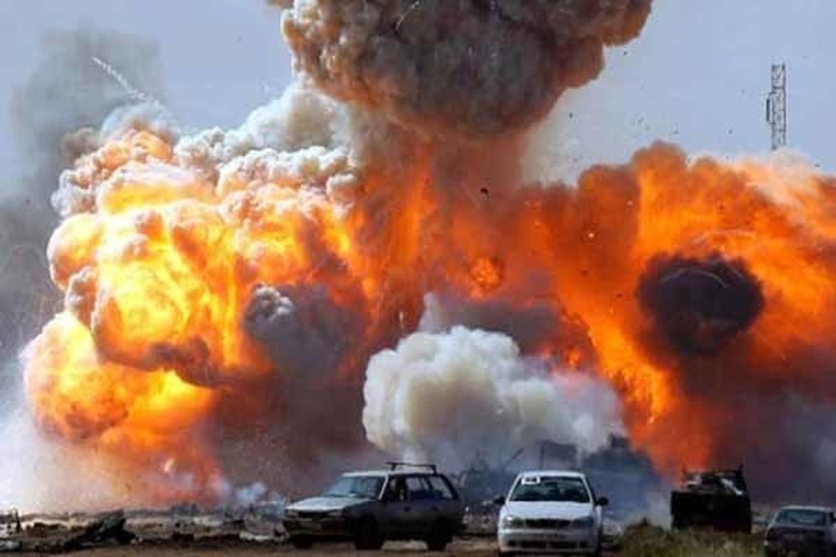عامل انتحاری داعش بوق زد ، ۲۱ نفر از تروریستها را به کشتن داد