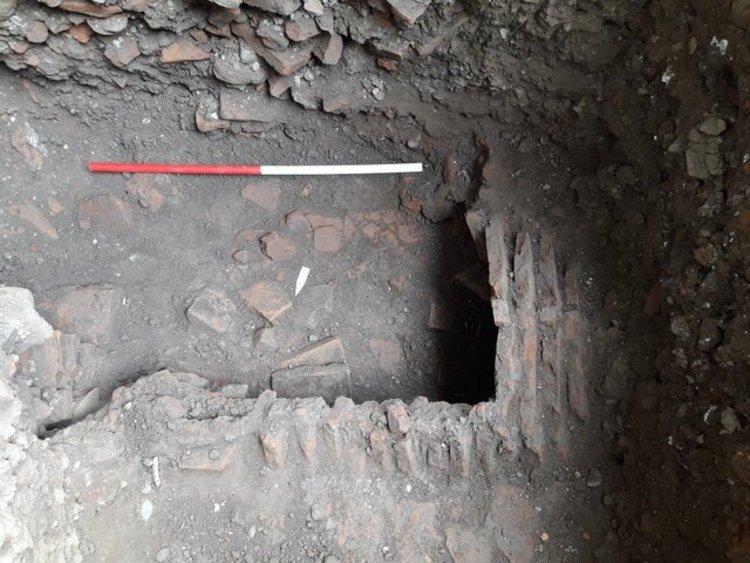گورستانی بزرگ در مجموعه مسجد صفی رشت کشف شد