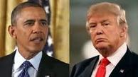 سریال کمدی اوباما و همسرش درباره ترامپ