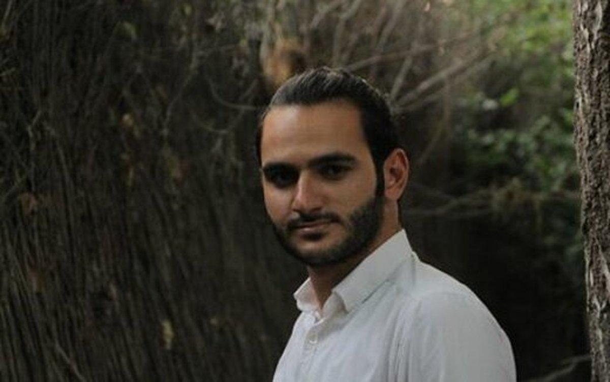 میلاد حاجیزاده، از هنرمندان جوان تئاتر درگذشت