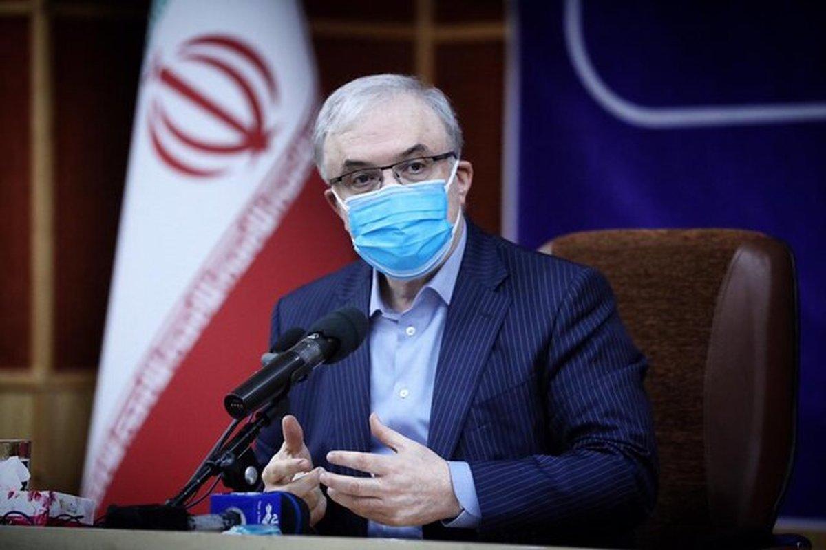 وزیر بهداشت: موافق سفر نبودیم و نیستیم | ویروس جهشیافته قتل عام میکند