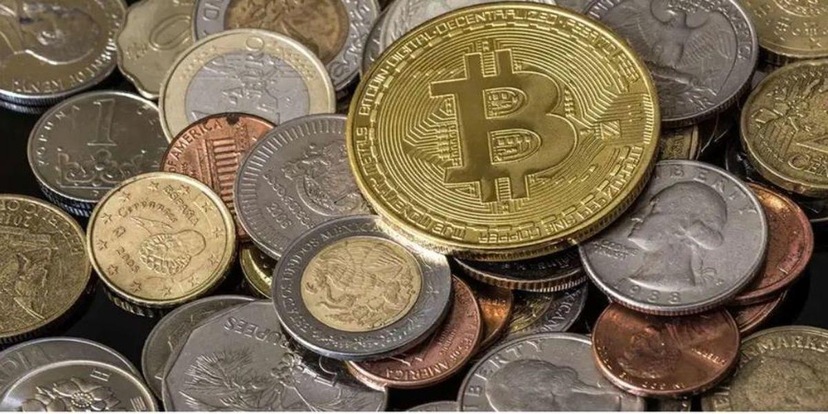 افزایش قیمت سکه بر اثر ریزش بیت کوین