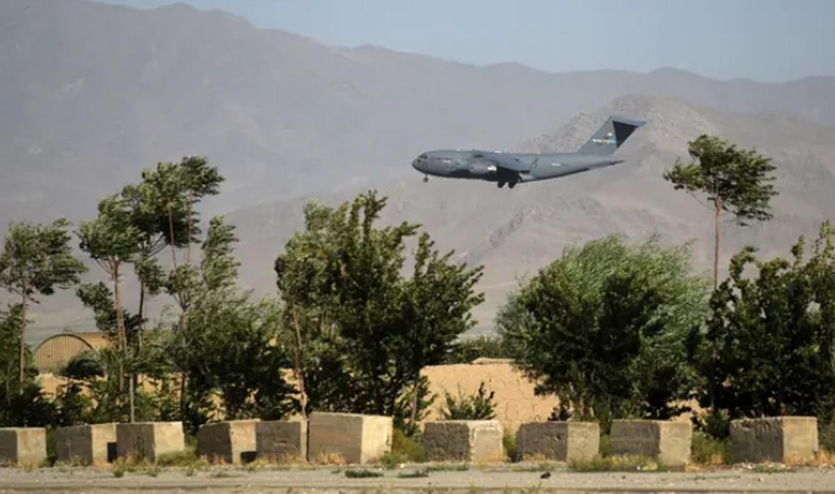 تخلیه فوری و بی سروصدای پایگاه بگرام افغانستان از سوی آمریکا