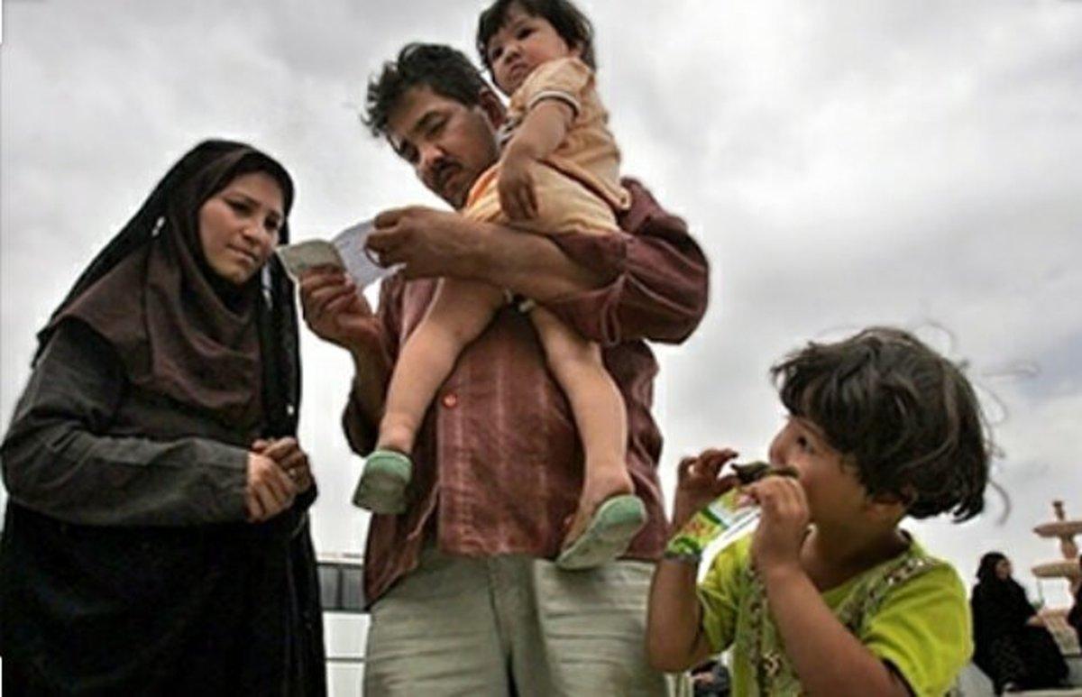 ۵۷۰ نفراز فرزندانی که حاصل ازدواج زنان با مردان خارجی هستندشناسنامه دارشدند