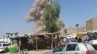 حمله انتحاری در غزنی افغانستان ۲۱ کشته برجای گذاشت