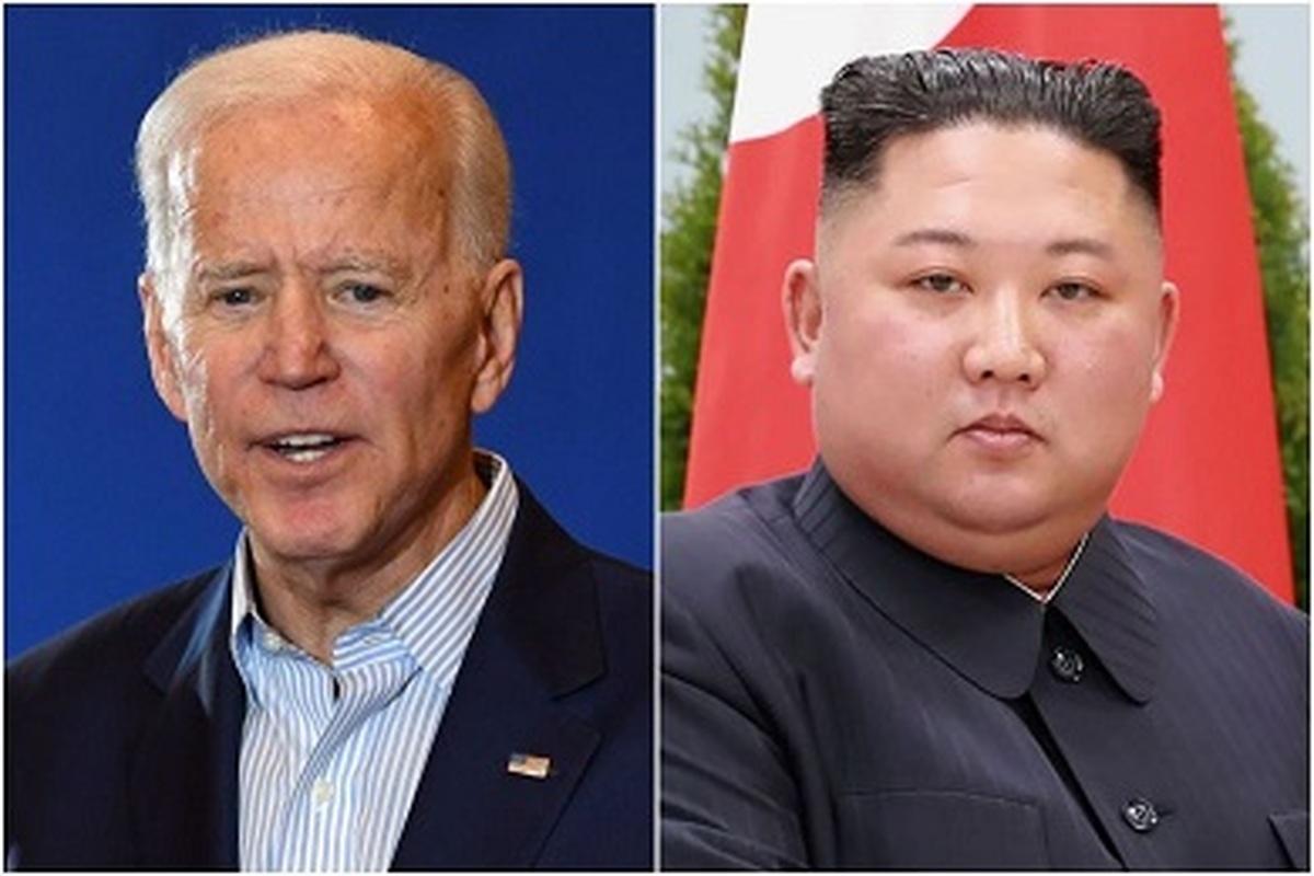 اعلام آمادگی بایدن برای ملاقات با رهبر کره شمالی