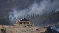 بازداشت دو دامدار سیسیلی به اتهام ایجاد آتشسوزی عمدی