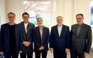 دکتر سلیمانی از زندان آمریکا آزاد شد