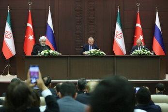 اولین واکنش روحانی به حمله موشکی به تاسیسات نفتی آرامکو