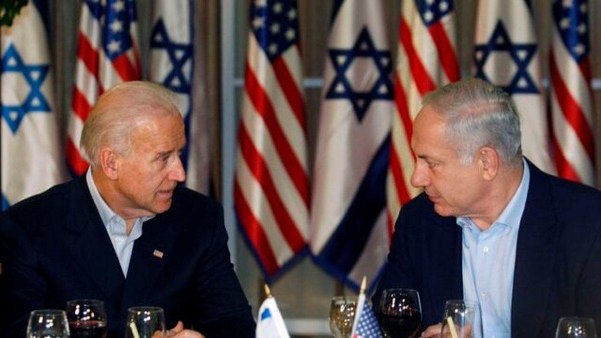 توییت بایدن پس از تماس با نتانیاهو |   تیمهای ما برای تقویت همکاری در همه مسائل از جمله ایران، دائم در تماس هستند