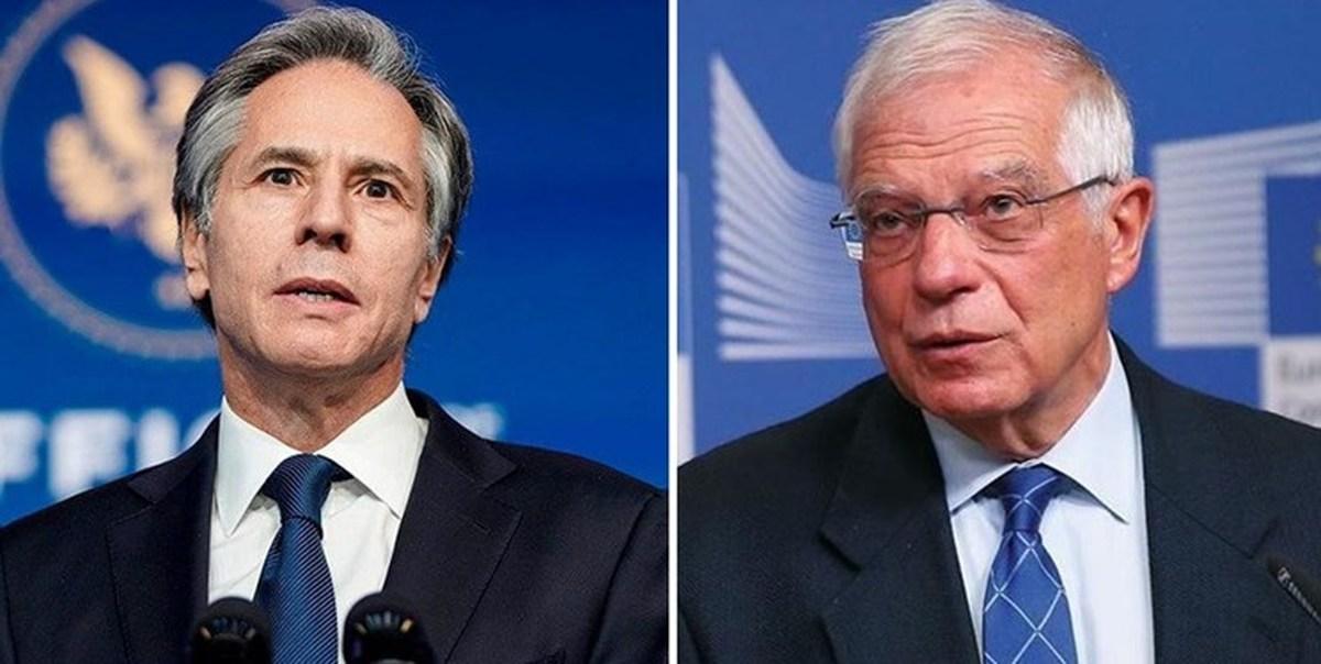سخنگوی بورل  |   اولویت اروپا، بازگشت آمریکا به برجام است