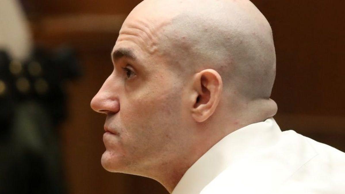 «قصاب هالیوود» محکوم  به اعدام