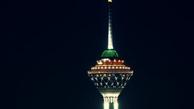 برج میلاد شنبه خاموش می شود