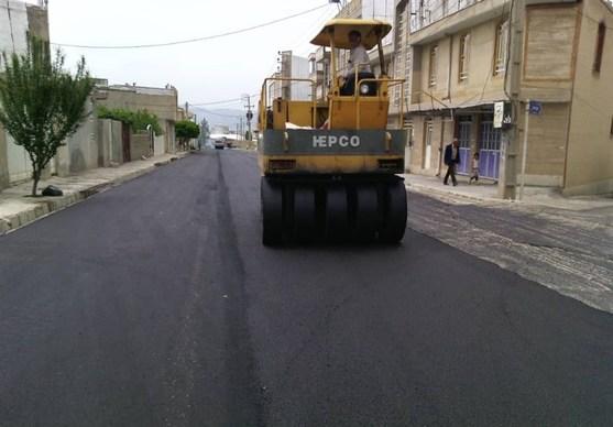 اجرای ۷۰ پروژه عمرانی در پایتخت