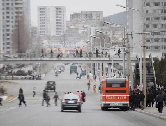 آمریکا ممنوعیت سفر شهروندانش به کره شمالی را تمدید کرد