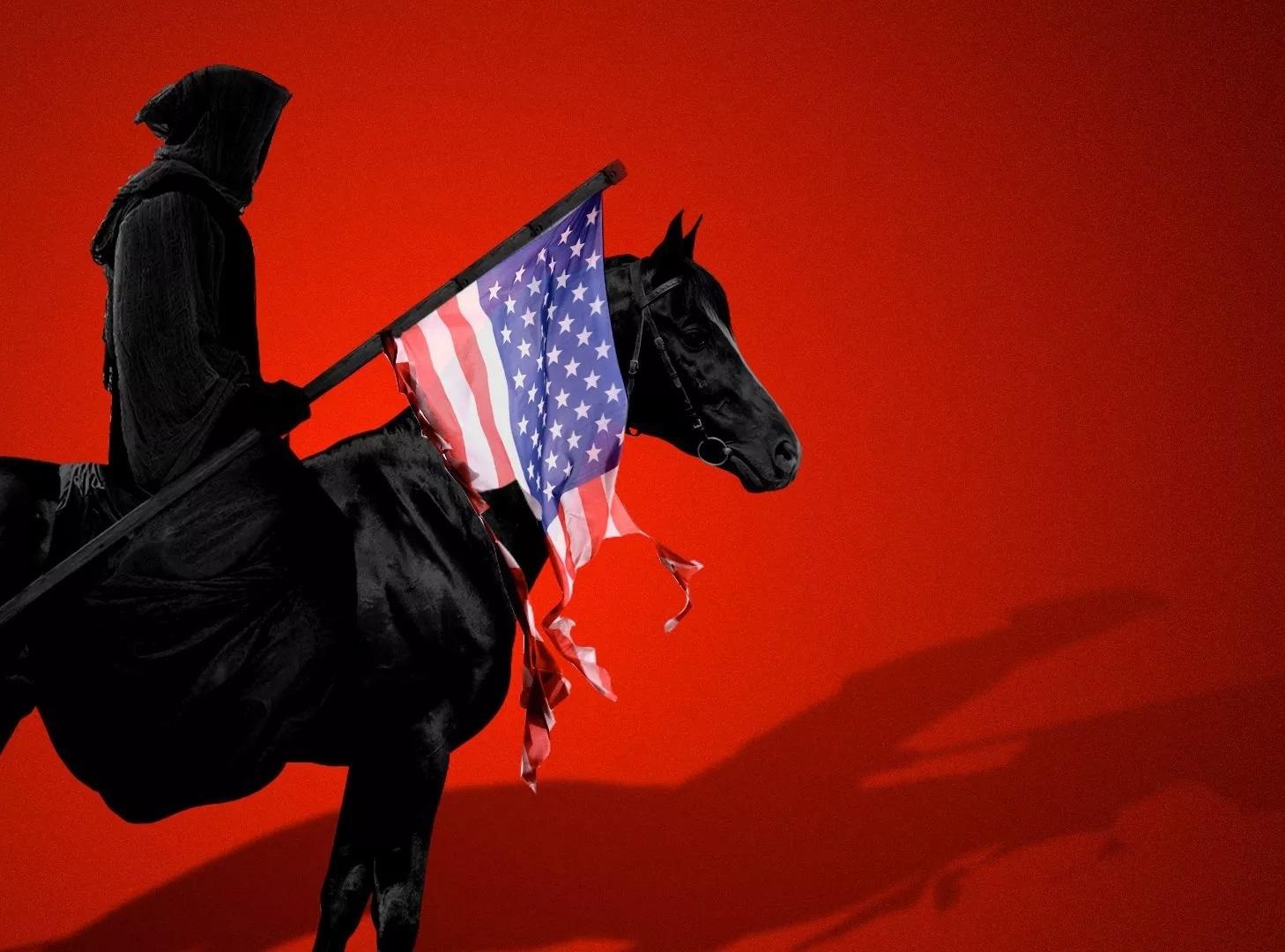 سناریوی «آخرالزمانی» درمورد روز پس از انتخابات در آمریکا | بازی خطرناکی که ترامپ با الکتورال ها می خواهد به راه بیاندازد
