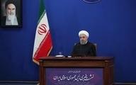 روحانی در نشست خبری:  بودن یا نبودن آمریکا در «برجام» تاثیری بر تصمیم ما نخواهد داشت