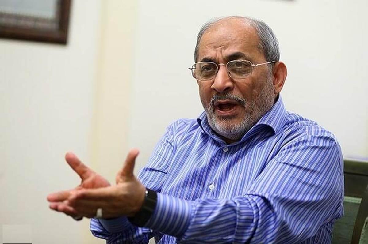 وزیر سپاه،  سعید محمد را نمی شناسد