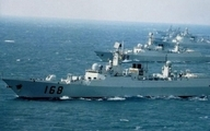 رزمایش دریایی چین با 15 کشور خارجی برگزار می شود