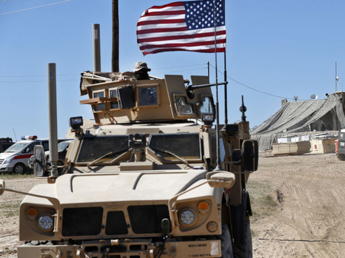 خروج نیروهای آمریکایی از بزرگترین پایگاه خود در شمال سوریه؛ مقصد: منطقه تحت نفوذ ایران؟