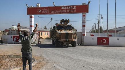 پوشش لحظه به لحظه دومین روز حمله نظامی ترکیه به سوریه