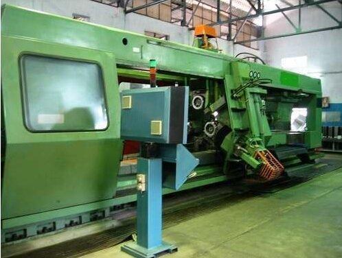 ساخت بزرگترین دستگاه تولید محصولات به روش چرخشی در کشور