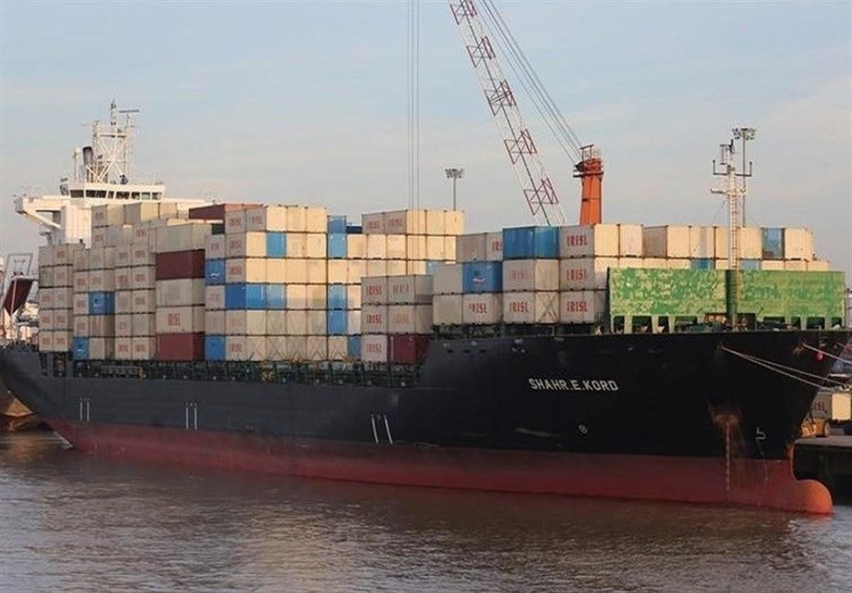 اصابت شئ انفجاری به کشتی تجاری «ایران شهرکرد» در دریای مدیترانه