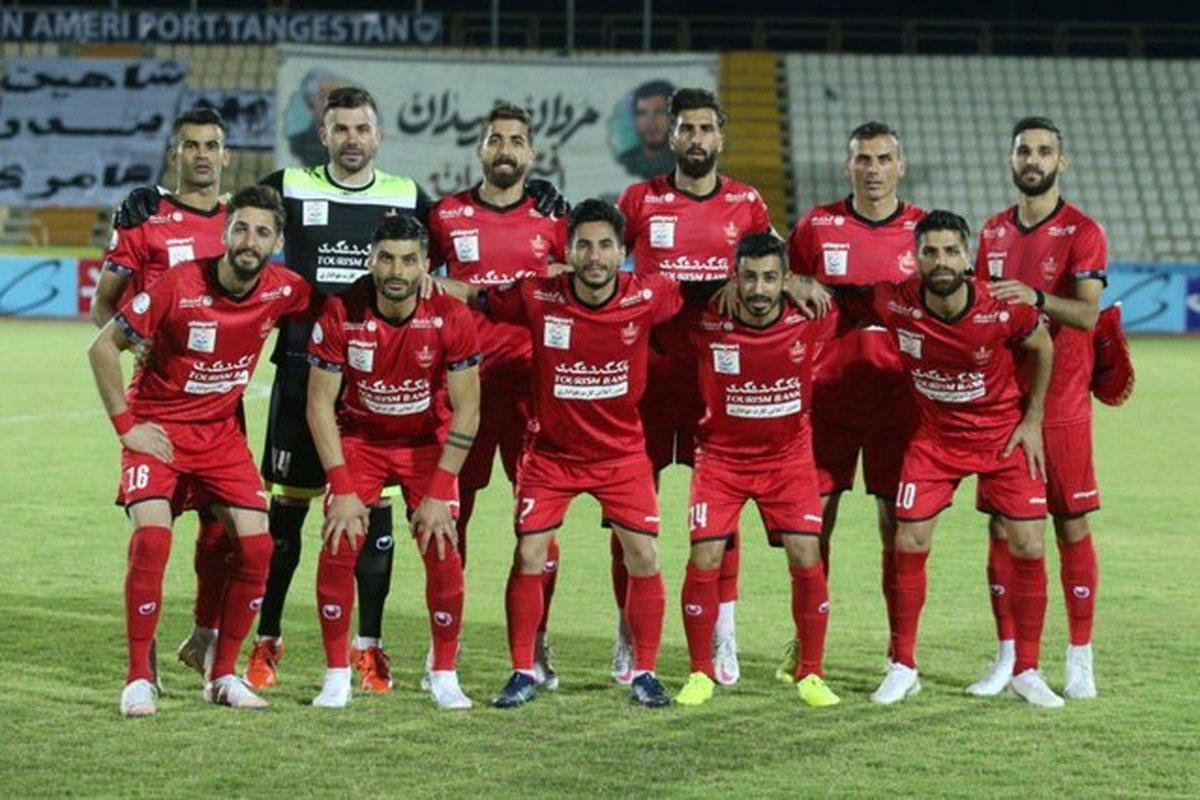 پرسپولیس فاتح سوپرجام فوتبال ایران شد  چهارمین قهرمانی متوالی