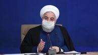 روحانی: دولت تلاش میکند مانع نا امنی روانی و جلوگیری از بیثباتی فضای اقتصادی کشور شود | پیشبینیها نسبت به آینده اقتصاد کشور مثبت است
