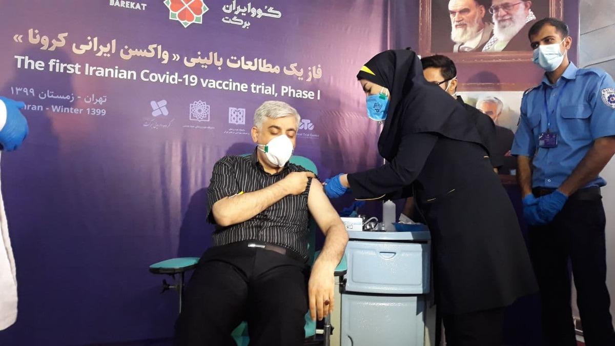واکسن ایرانی برکت، ویروس جهش یافته کرونا را خنثی میکند