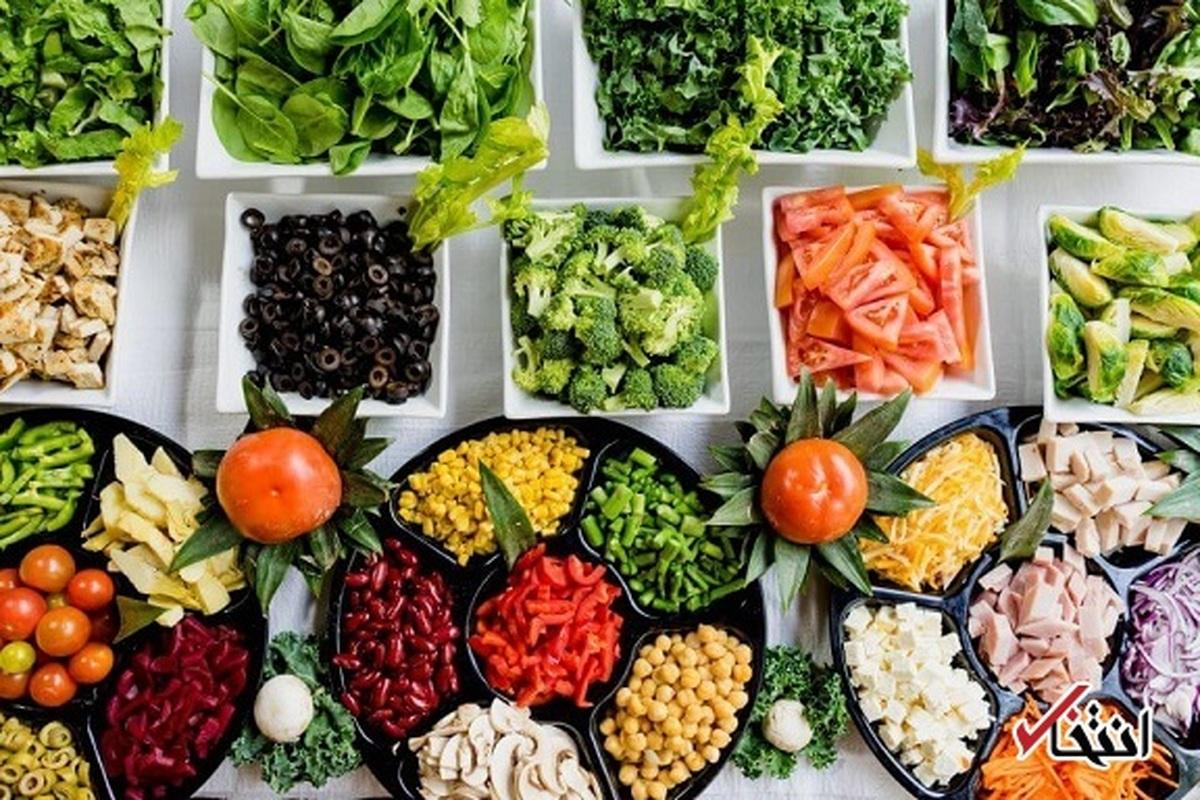 تامین آهن گیاهخواران از طریق سبزیجات