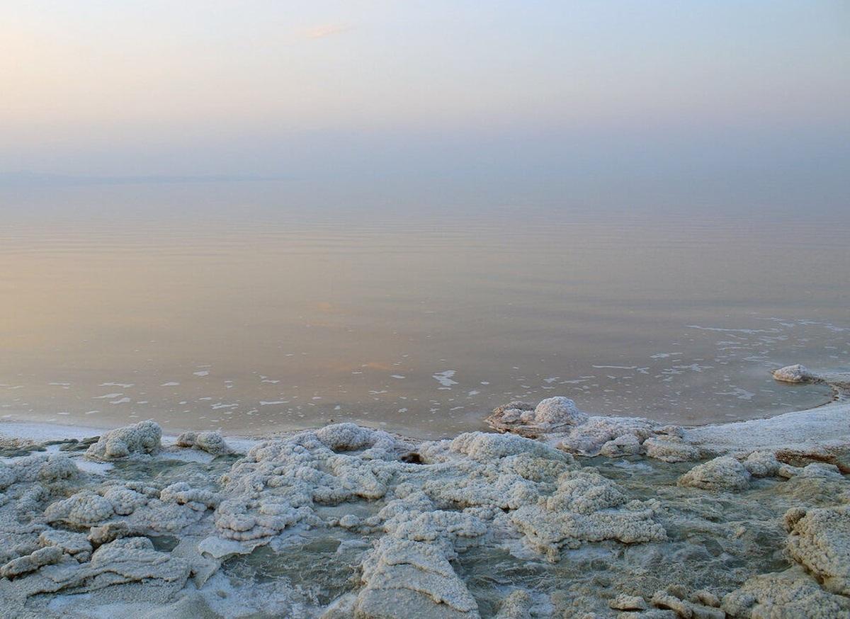 وسعت دریاچه ارومیه، ۵۲۲ کیلومترمربع بیشتر از سال گذشته