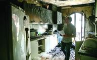 در لهیب آتش پر دود | خسارت همسایگان آسیب دیده از مسئولان کلینیک سینا مهر
