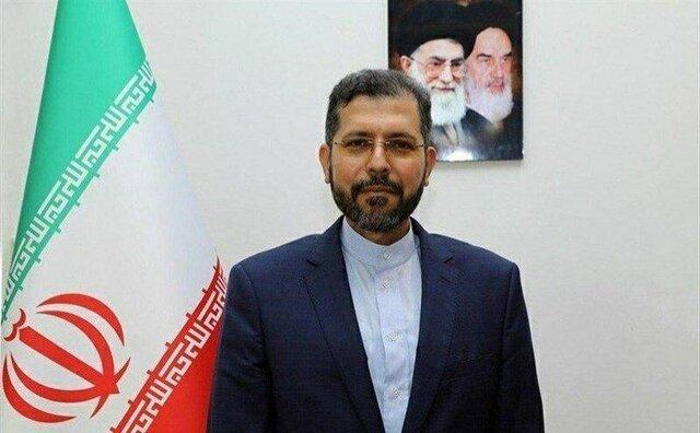 ایران به اتهامات وزرای خارجه بریتانیا و آمریکا در مورد حمله به کشتی اسرائیلی پاسخ  داد