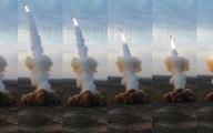 شهر موشکی سپاه پاسداران + عکس
