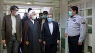 رئیس قوه قضاییه برای نخستین بار از زندان رجاییشهر کرج بازدید کرد