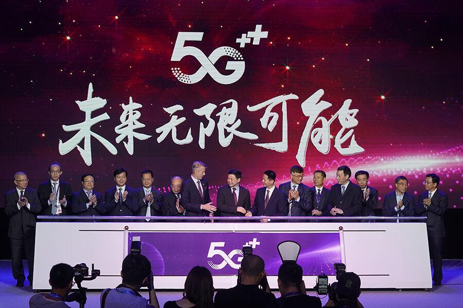 نسل پنجم تلفن های همراه در چین آغاز بکار کرد