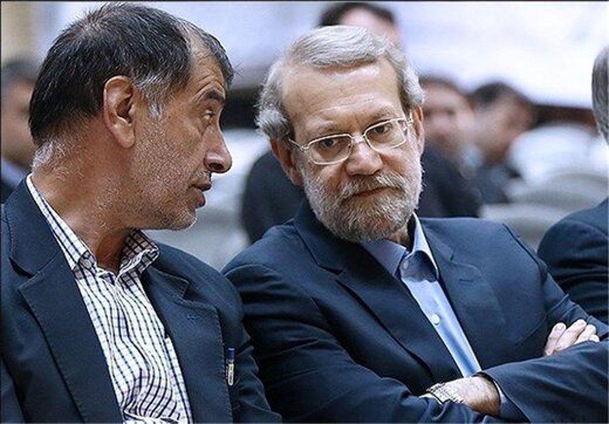 ماجرای تهمت عجیبی که به علی لاریجانی زده شد چیست ؟