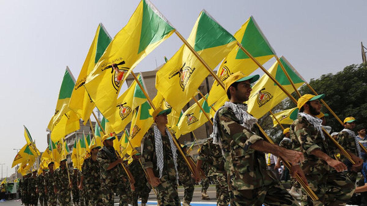 حزب الله | یورش نیروهای عراقی با کمک آمریکا  به مقر کتائب حزبالله